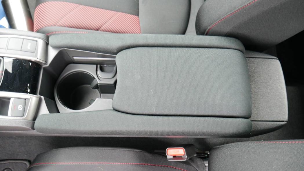 2020 Honda Civic Si Coupe bin 1