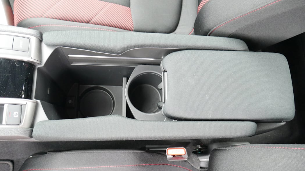 2020 Honda Civic Si Coupe bin 3