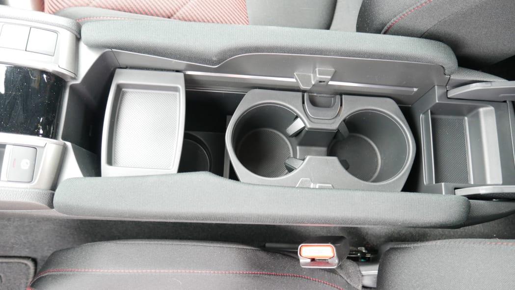 2020 Honda Civic Si Coupe bin 4