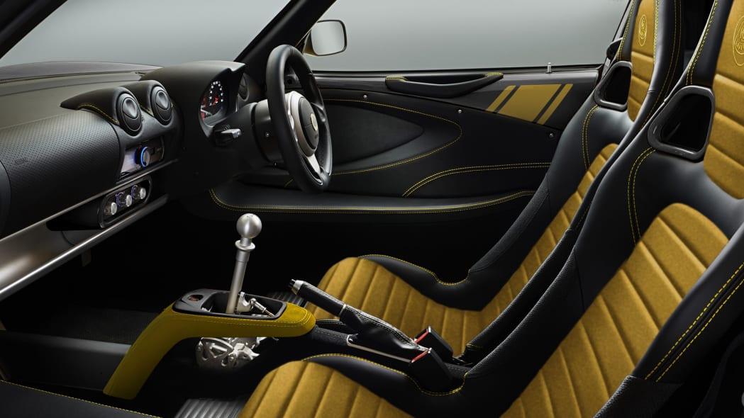 2020 Lotus Elise Classic Heritage Edition