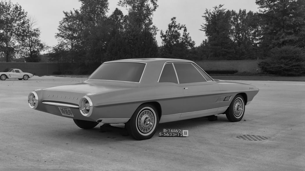 Ford Advanced Studio Mustang proposal