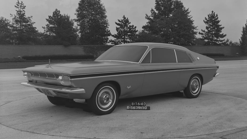 Lincoln-Mercury design proposal