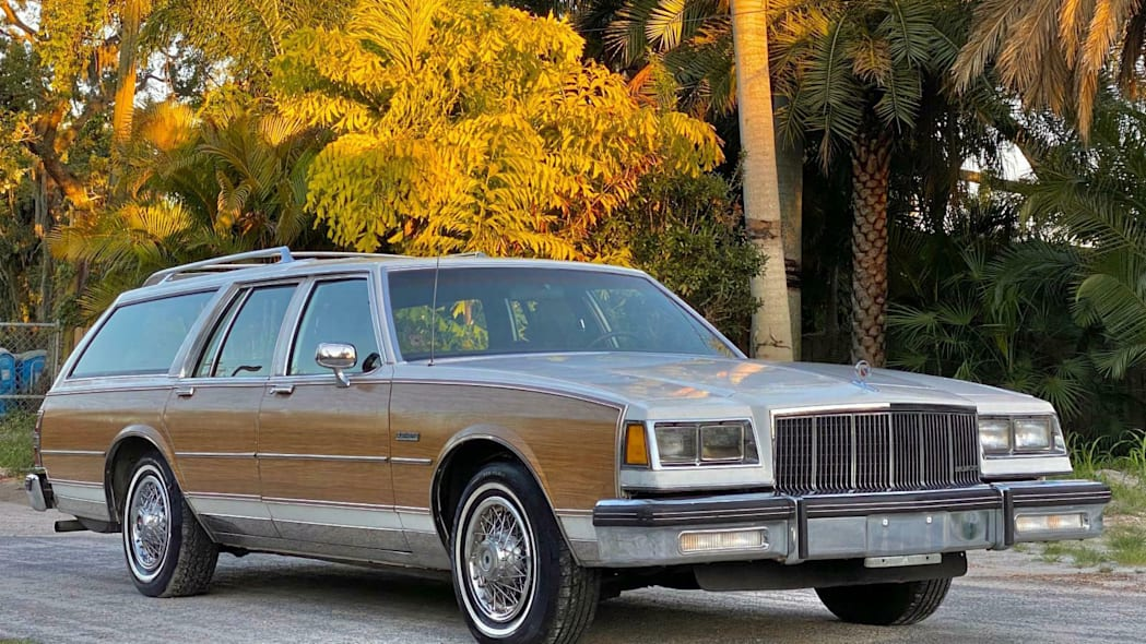 1988 Buick LeSabre Estate Wagon