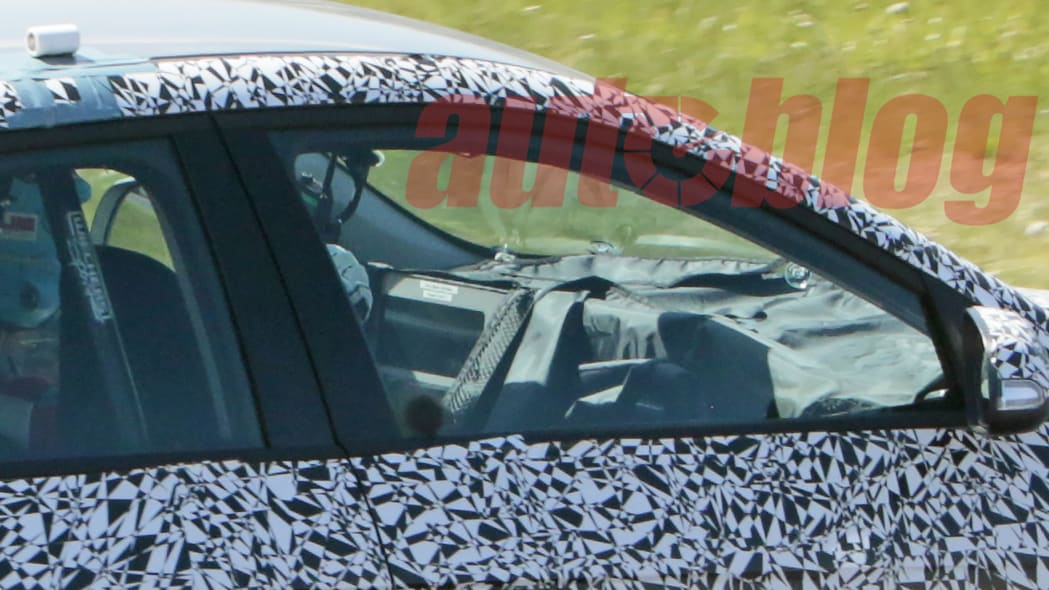 Hyundai 45 EV spy photos