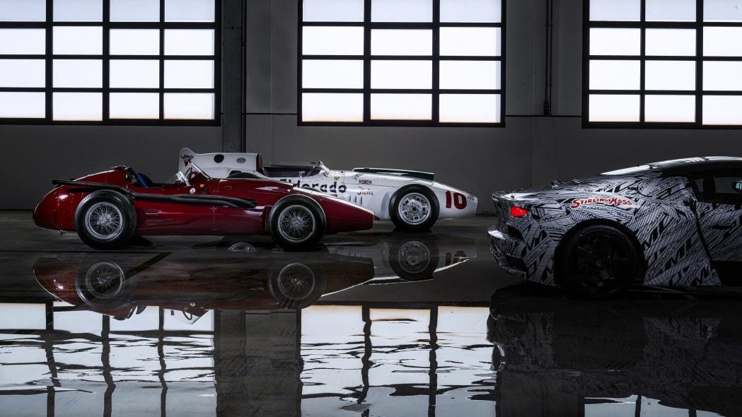 Maserati MC20 Stirling Moss