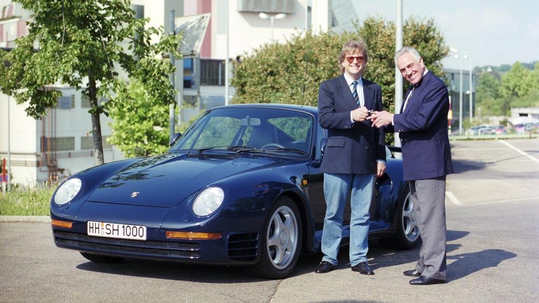 Porsche Factory Collection 7