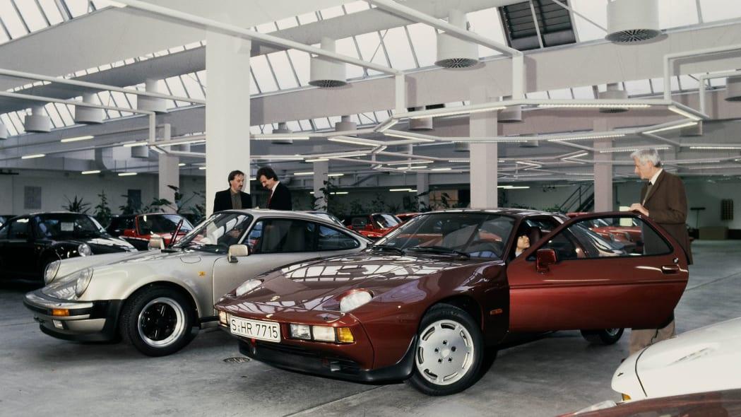 Porsche Factory Collection 8