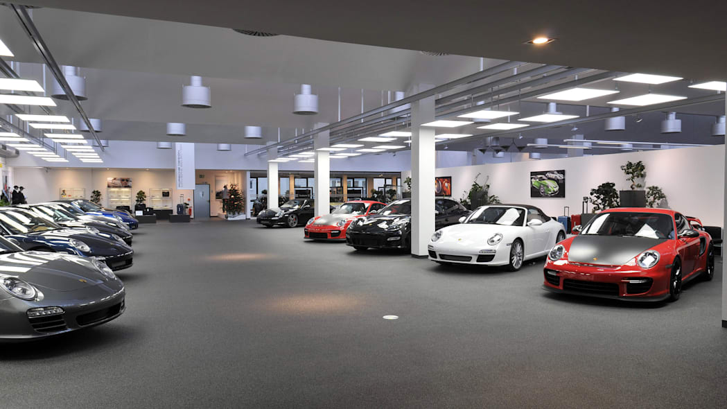 Porsche Factory Collection 9