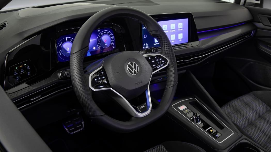 2020 Volkswagen Golf GTE