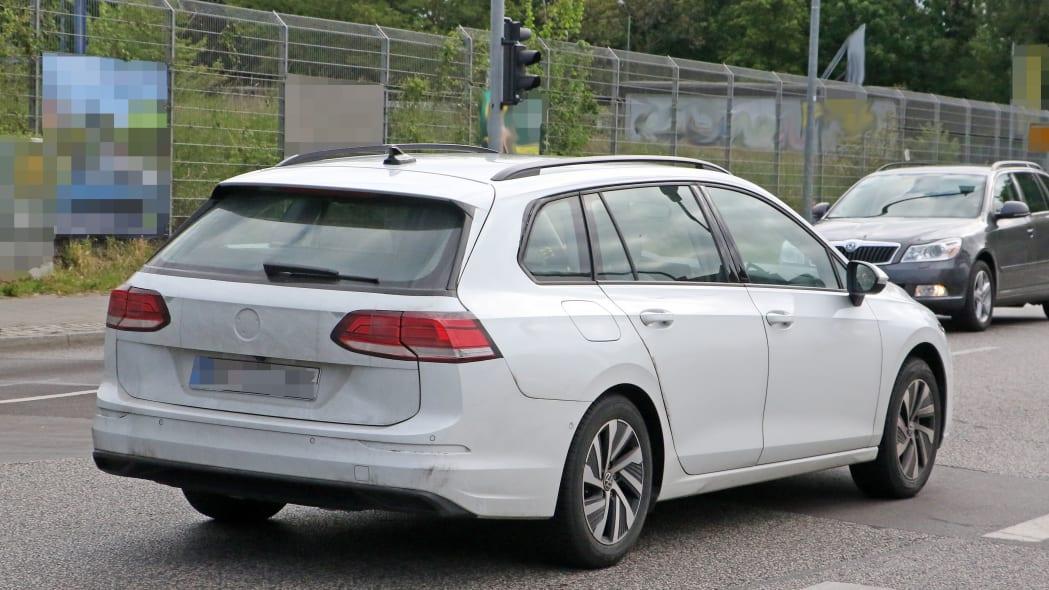Volkswagen Golf Variant 12