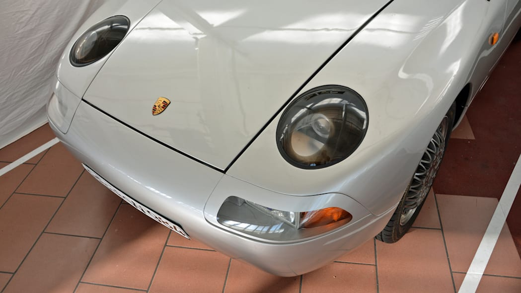 1984 Porsche 984 prototype