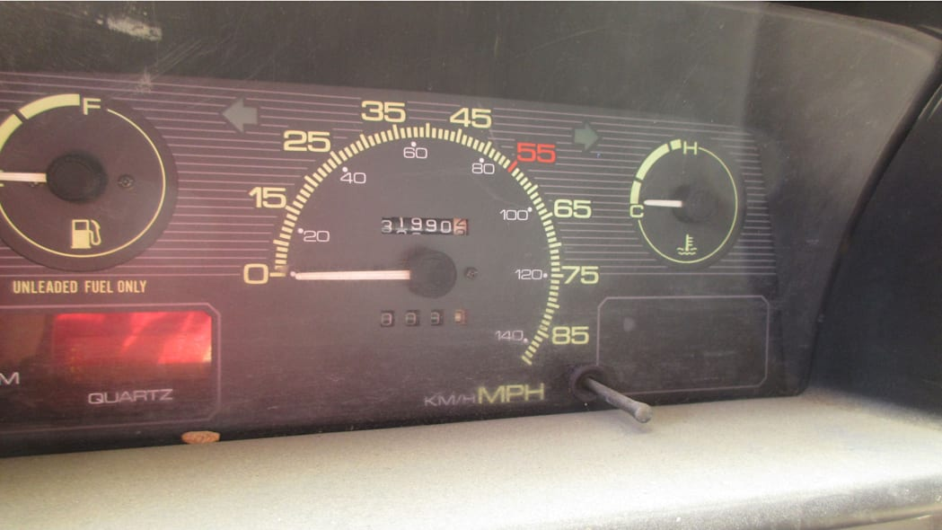 07 - 1985 Chevrolet Sprint in California Junkyard - photo by Murilee Martin