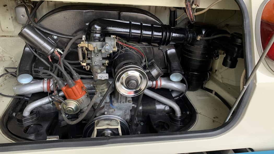 VW thing engine