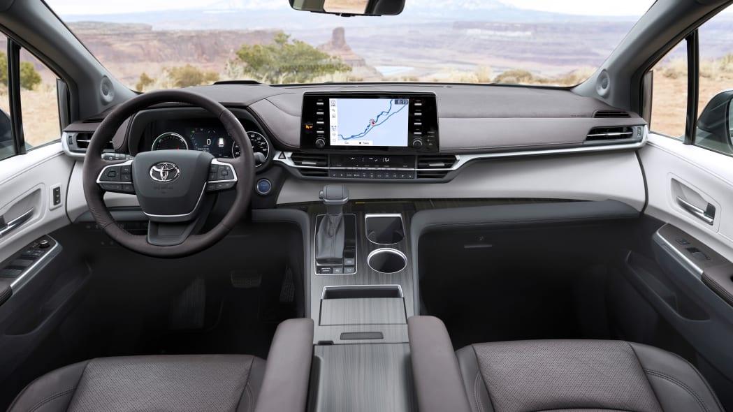 2021 Toyota Sienna Platinum