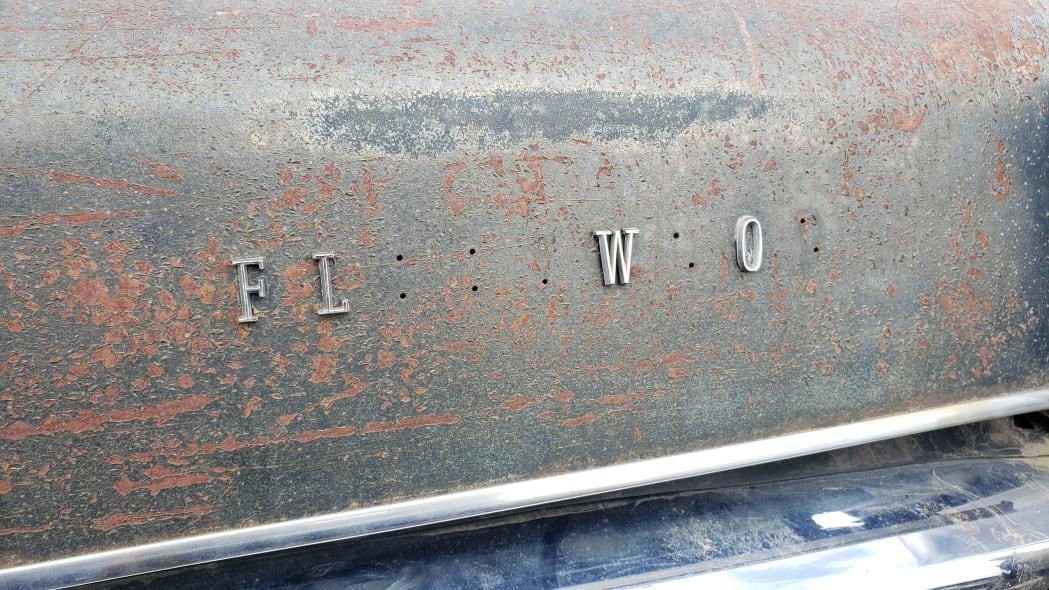08 - 1967 Cadillac Fleetwood in Colorado Junkyard - photo by Murilee Martin