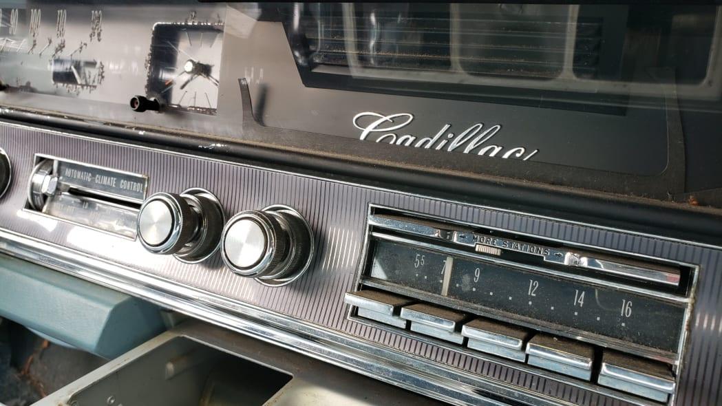 26 - 1967 Cadillac Fleetwood in Colorado Junkyard - photo by Murilee Martin