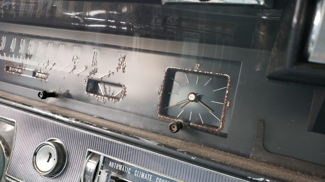 30 - 1967 Cadillac Fleetwood in Colorado Junkyard - photo by Murilee Martin