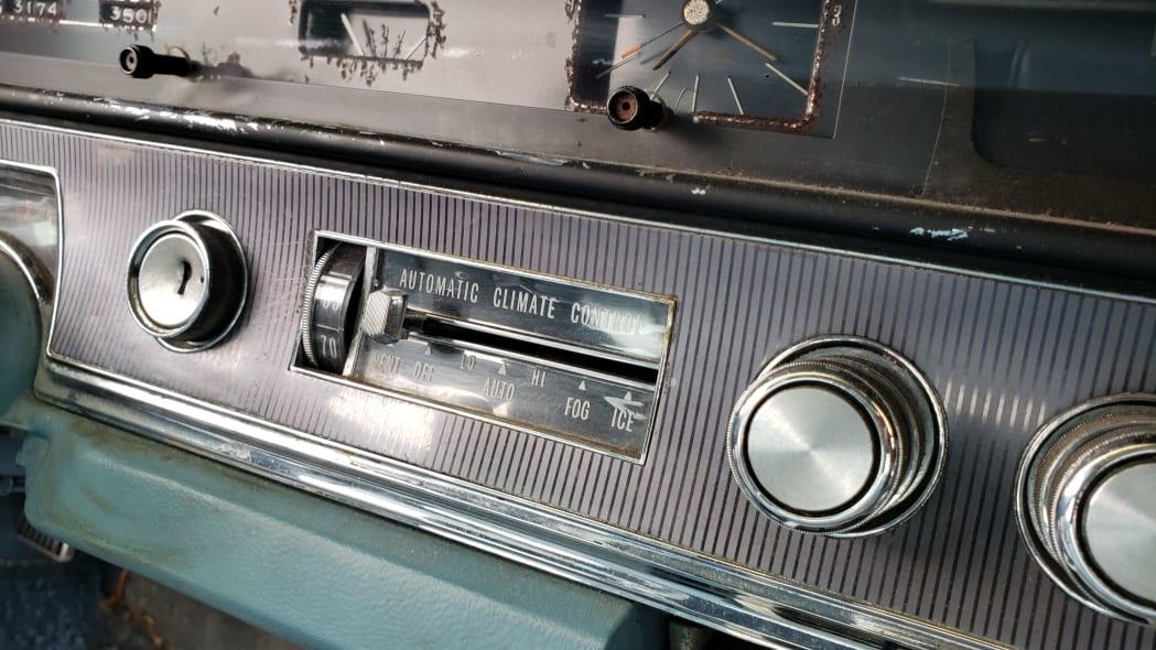 31 - 1967 Cadillac Fleetwood in Colorado Junkyard - photo by Murilee Martin