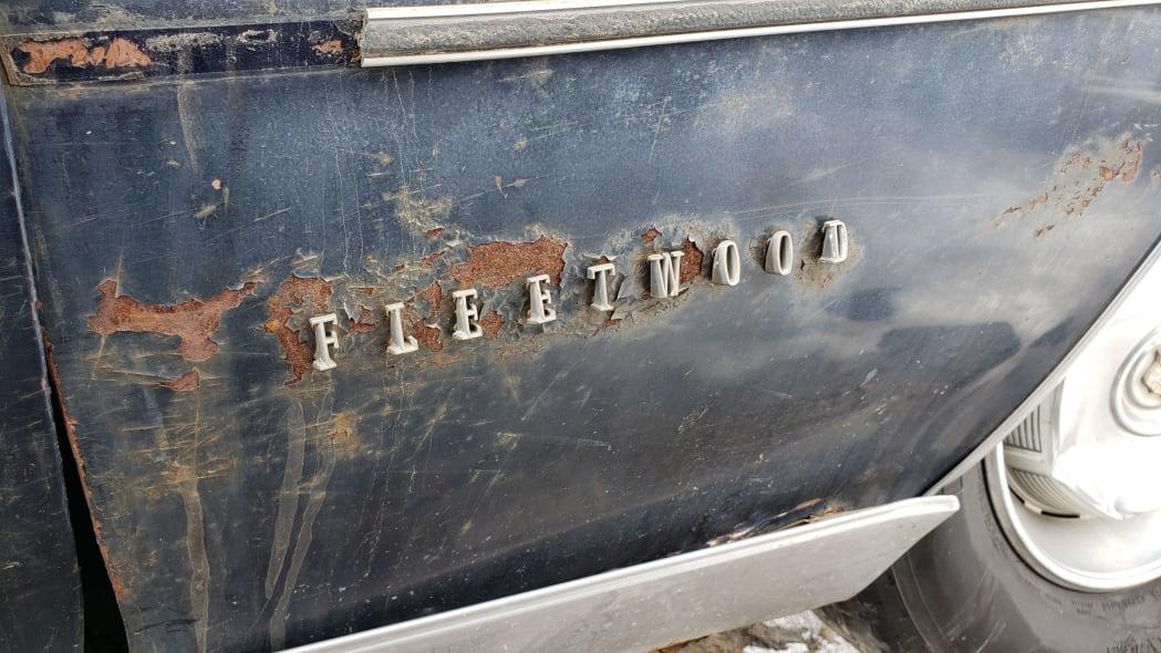 35 - 1967 Cadillac Fleetwood in Colorado Junkyard - photo by Murilee Martin