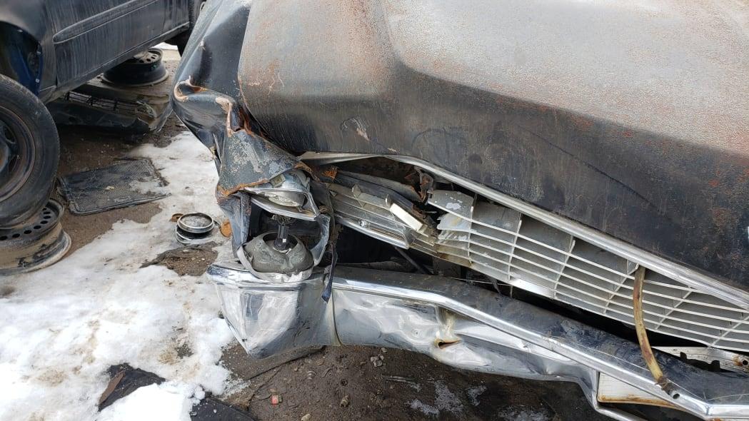 51 - 1967 Cadillac Fleetwood in Colorado Junkyard - photo by Murilee Martin