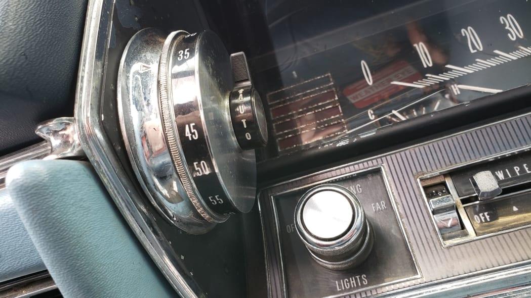 61 - 1967 Cadillac Fleetwood in Colorado Junkyard - photo by Murilee Martin
