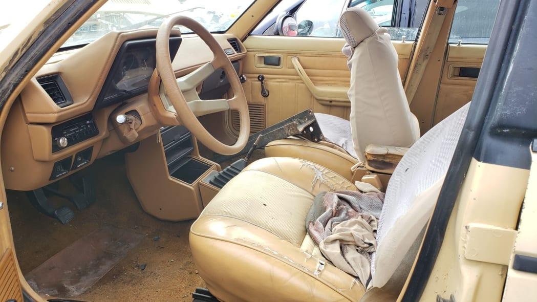 11 - 1985 Plymouth Horizon in Colorado Junkyard - photo by Murilee Martin