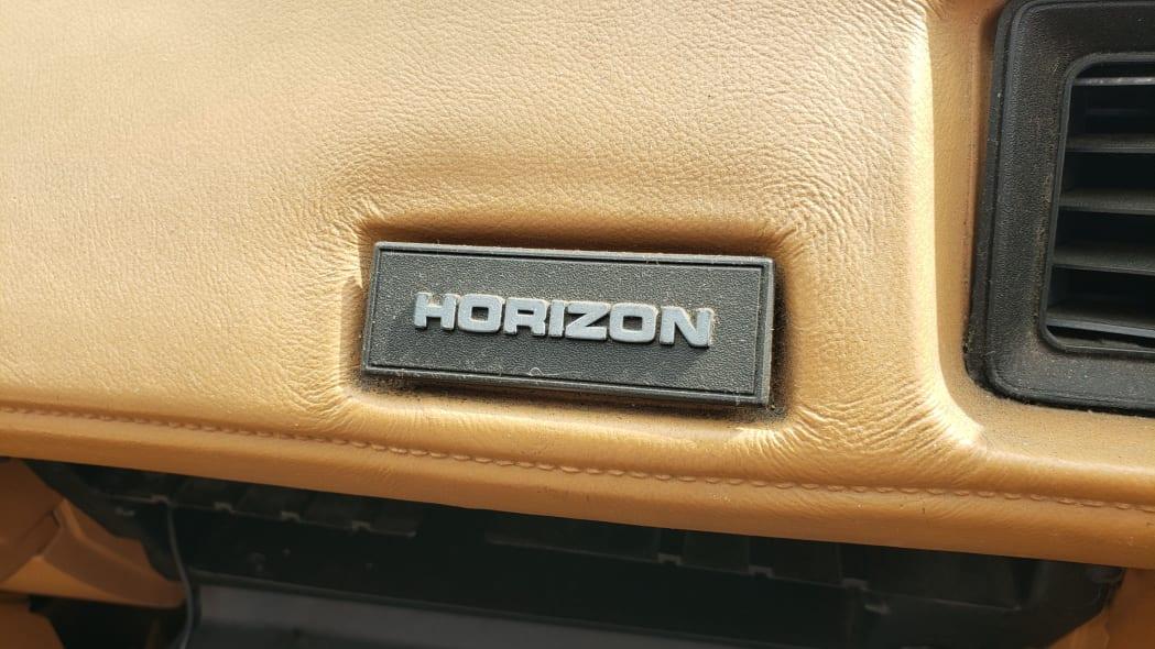 31 - 1985 Plymouth Horizon in Colorado Junkyard - photo by Murilee Martin
