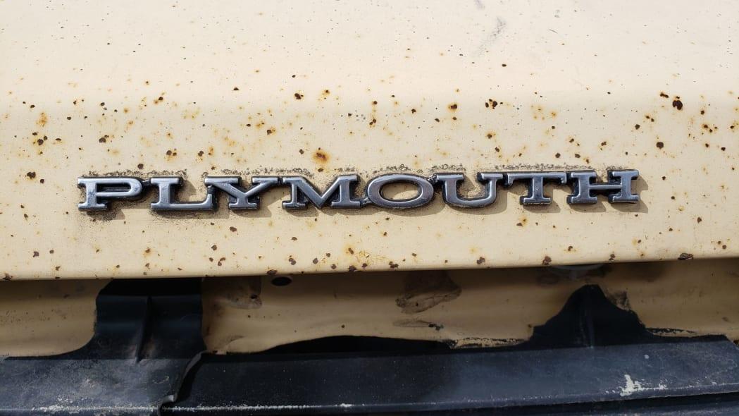 39 - 1985 Plymouth Horizon in Colorado Junkyard - photo by Murilee Martin