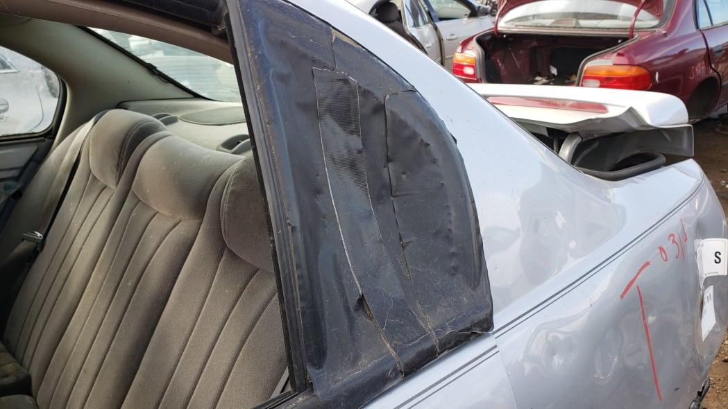 21 - 2004 Chevrolet Classic in Colorado Junkyard - photo by Murilee Martin