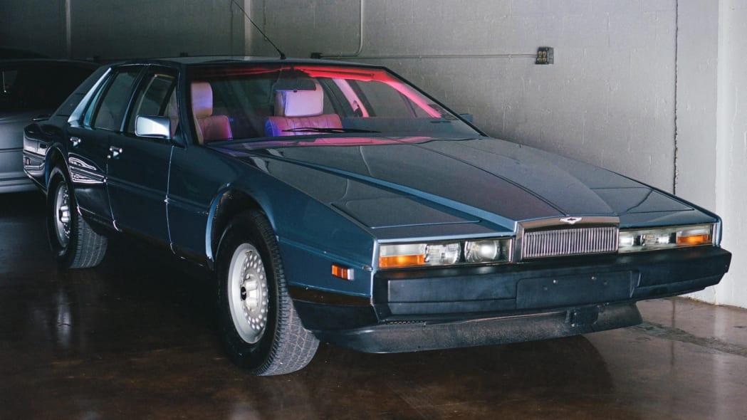 1985 Aston Martin Lagonda 19
