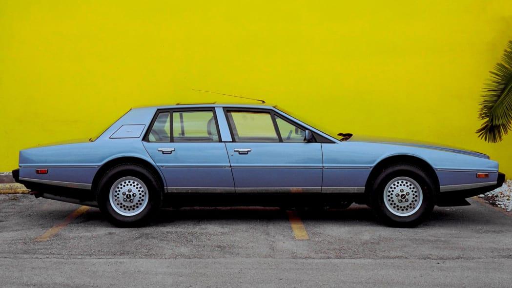1985 Aston Martin Lagonda 20