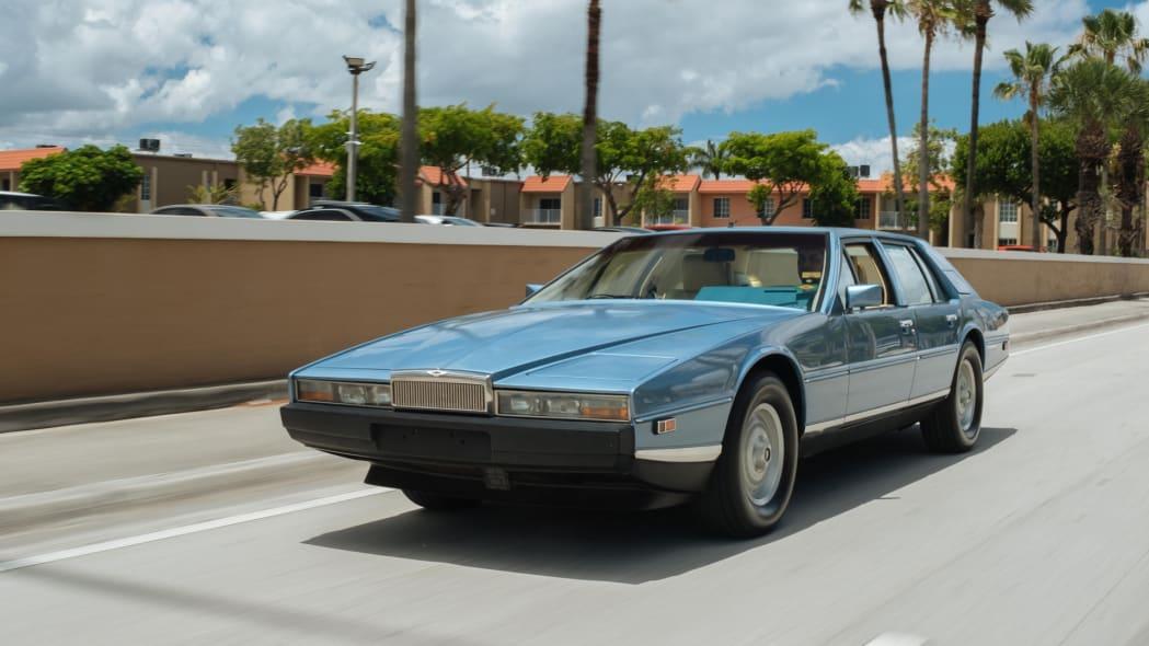 1985 Aston Martin Lagonda 1
