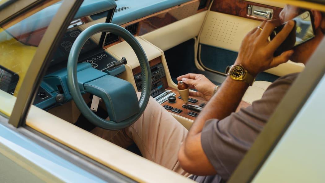 1985 Aston Martin Lagonda 3