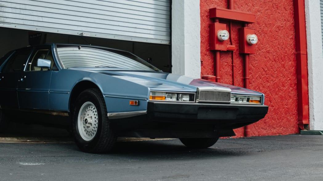 1985 Aston Martin Lagonda 7