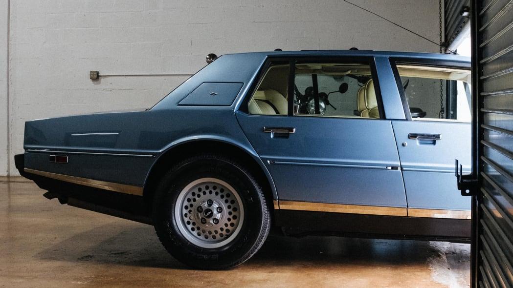 1985 Aston Martin Lagonda 8