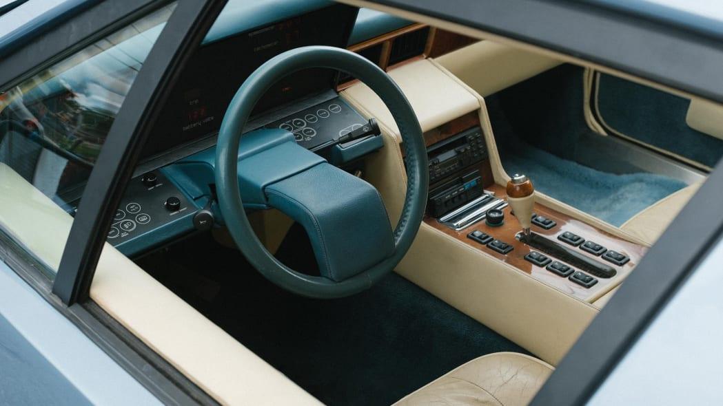1985 Aston Martin Lagonda 9
