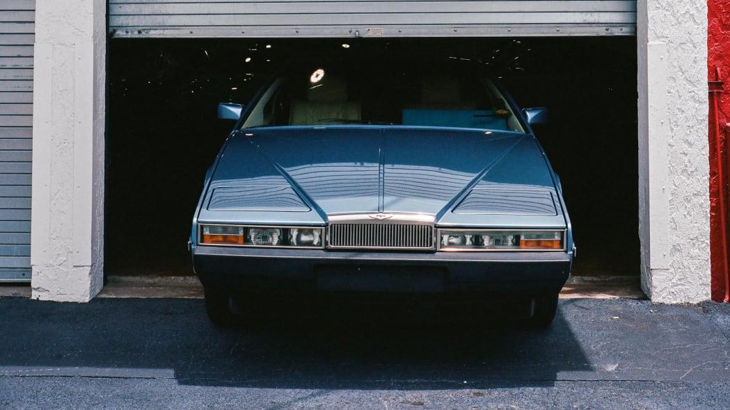 1985 Aston Martin Lagonda 14