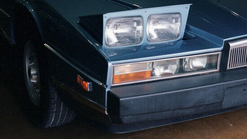 1985 Aston Martin Lagonda 16