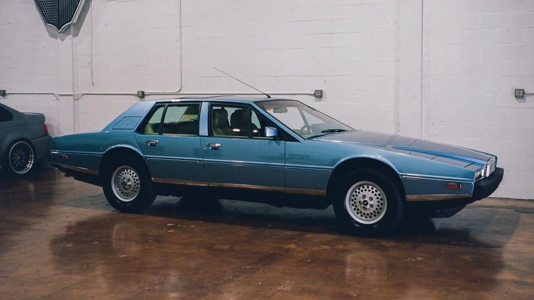 1985 Aston Martin Lagonda 17