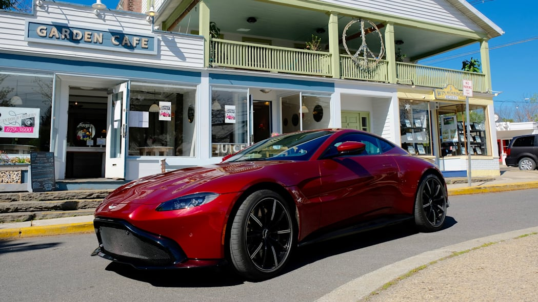 2020 Aston Martin Vantage Catskills