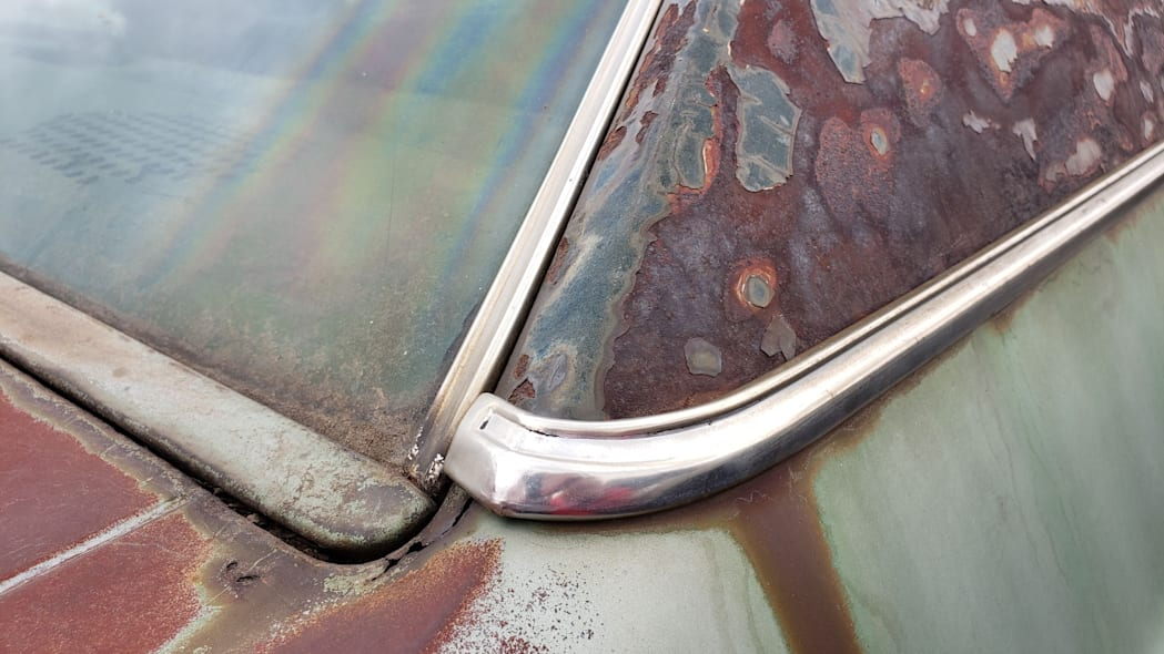 54 - 1973 Ford Galaxie 500 in Colorado Junkyard - photo by Murilee Martin