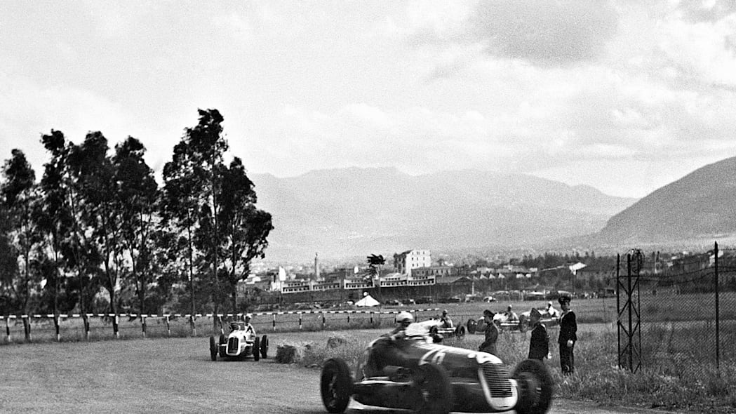 Maserati Celebrates 1940 Targa Florio Vcitory