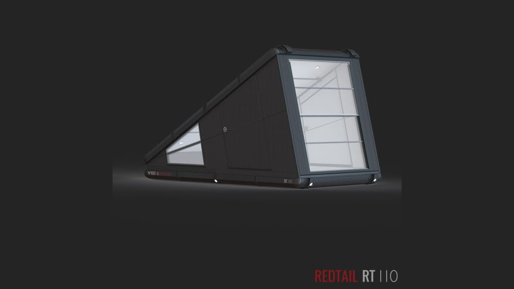 Redtail Overland RT90 and RT110 Hard-Shell Camper_2