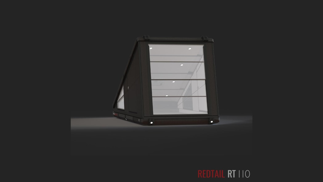 Redtail Overland RT90 and RT110 Hard-Shell Camper_5