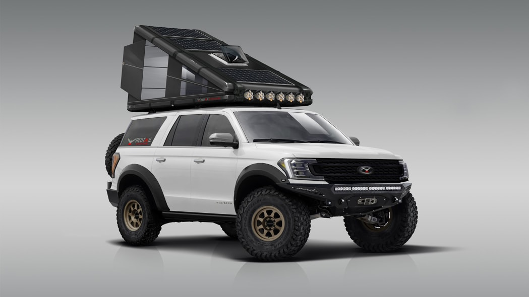 Redtail Overland RT90 and RT110 Hard-Shell Camper_6