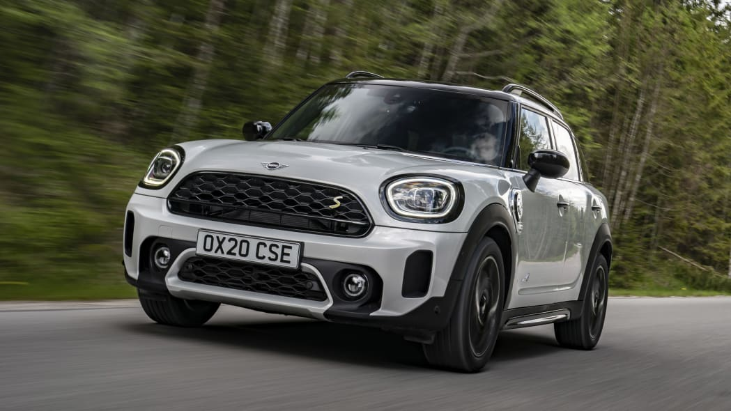 2021 Mini Cooper SE Countryman PHEV