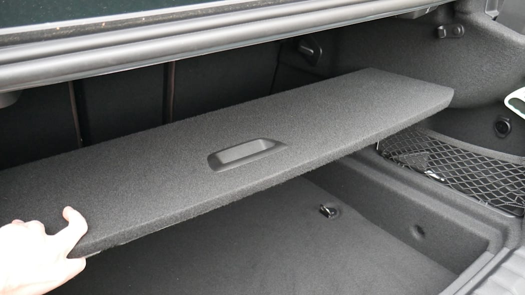 2020 BMW 228i trunk floor cover