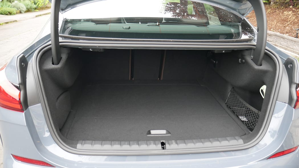 2020 BMW 228i trunk