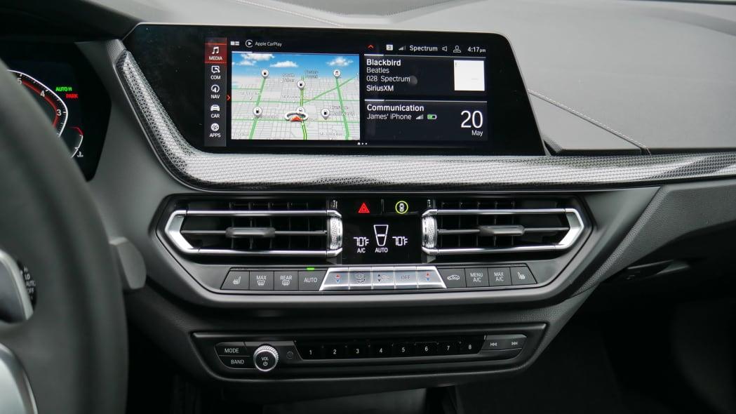 2020 BMW 228i dash 1