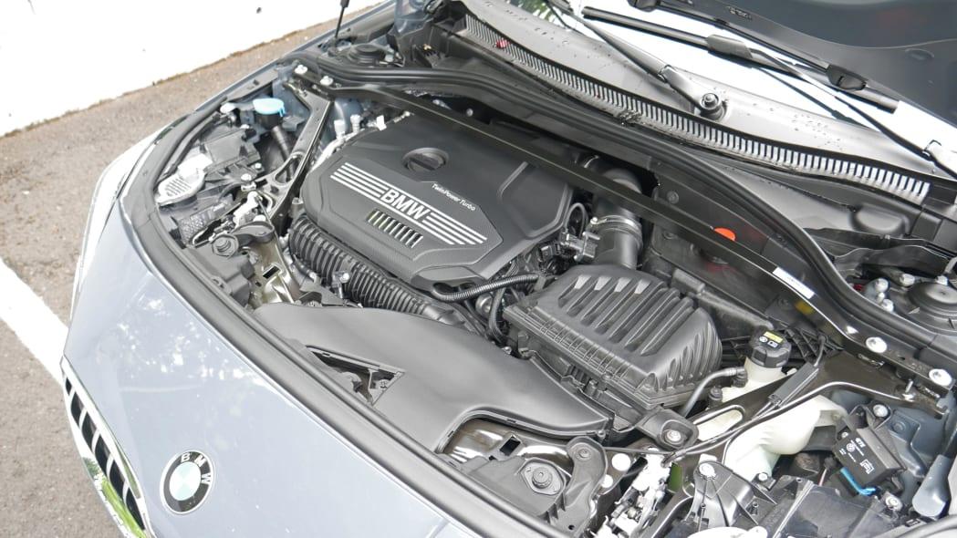 2020 BMW 228i engine